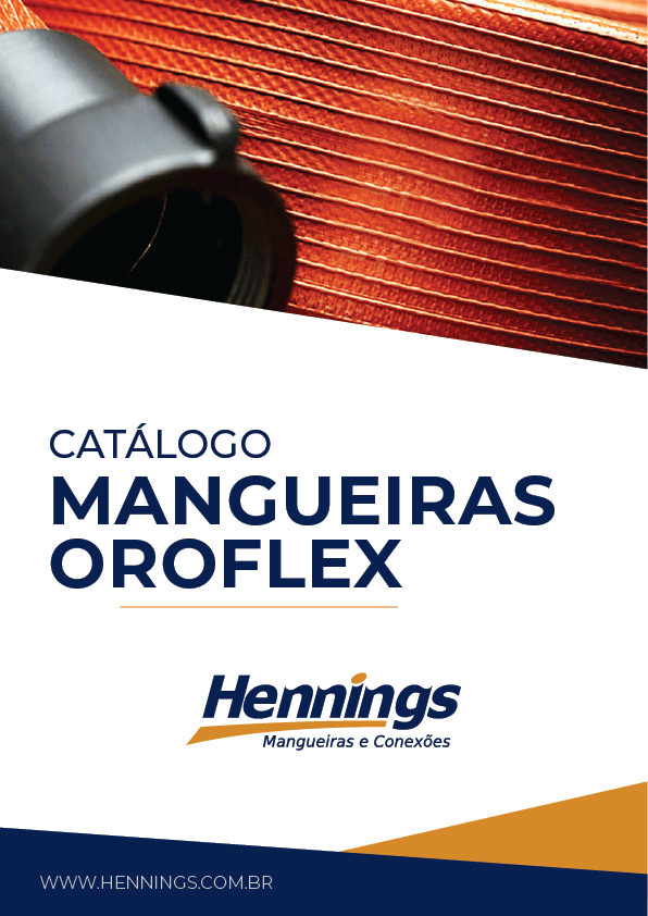 Catalogo Mangueiras HPR Oroflex